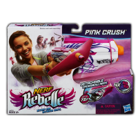 "Бластер Nerf Rebelle ""Pink Crush"""